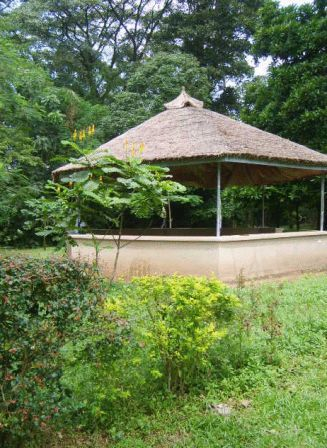 picnic shed